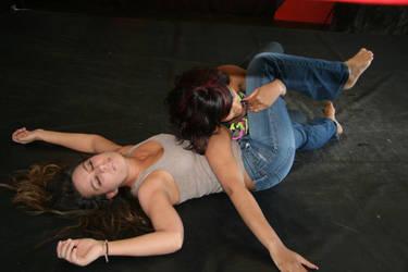 Allie Parker Unconscious 2 (NEFW 129) by ryko88