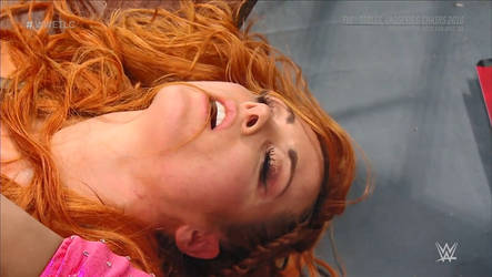 Becky Lynch Unconscious (TLC 2018) by ryko88