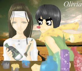 Is that Me? - Neji and Lee by wonderland11