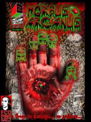 Portada comic DEINOS FINIS by Evilspout
