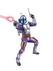 Star Wars toy art 10 by jasonedmiston