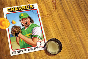 Kenny Powers by jasonedmiston
