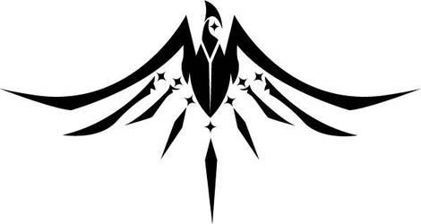Pheonix Tattoo Design by Th33w0kRap15t