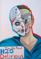 I'm the real H20 Delirious! by Noah-Jay