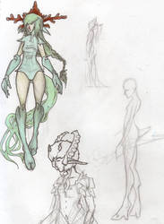 Doodles... by Yume-oka