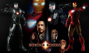 Iron Man by mauroavila