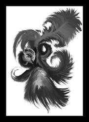 Murky Feathers by shameru