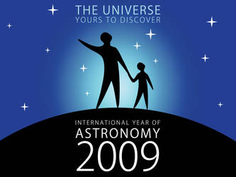 Year of Astronomy 2009 by potasiyam