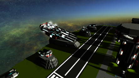 StarMade - Planetary Defence Turrets by thakyZ