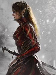 High Warrior by kainthebest