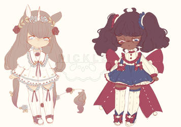 [Open][Set Price] Lolita Adopts by PickleAdopts