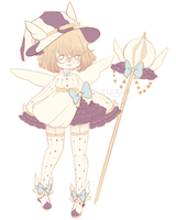 [Closed][Auction] Starry Scholar Adoptable by PickleAdopts