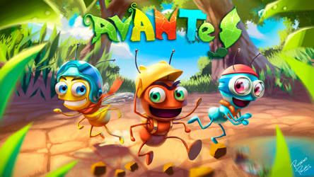 Avante (game title) by superpascoal