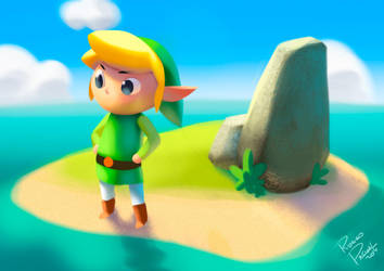 Wind Waker by superpascoal
