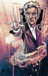 12th DOCTOR by MrPacinoHead