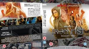 Iron Fist Season 2 by MrPacinoHead