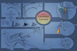 Lazeros 2009 WIP2 by Laseros
