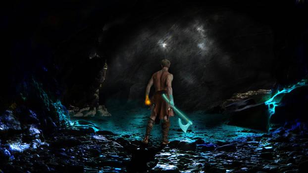 Arcane Knight by AL3KSAND3R