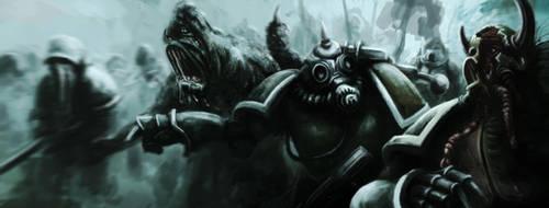 traitor legion on the move by zumbooruk