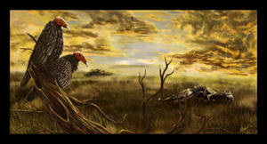they did eat the dead carrions by zumbooruk