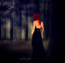 Haunted by watergal28 by Evanescence-lovers
