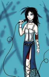 Amy Lee,Evanescence by Shomia by Evanescence-lovers
