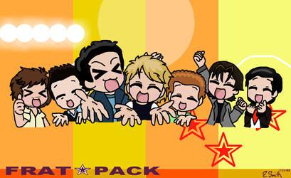Lucky Frat Pack by elfox15