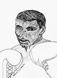 Muhammad Ali  by scrappinpatw