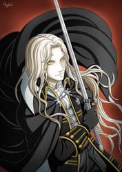 Alucard by Meerclar