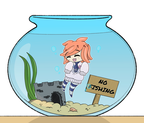 Fish Bowl by grimpo