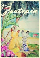 Zootopia Postcard by Francesca-ictbs