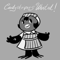 OCT- Candystripers Wanted! by Pitafish