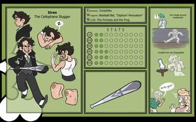 OI- It's ya boy, Xiren! by Pitafish