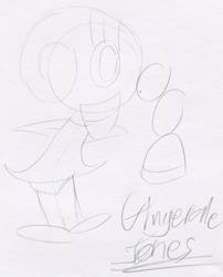 Gingerale Scribble by Mr86Returns