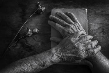Old hands by sxsvexen