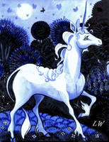 Last Unicorn by LilleahWest
