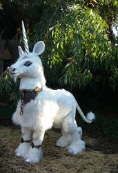 Last unicorn quadsuit by LilleahWest