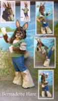 Bernadette Hare by LilleahWest