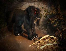 Hellhound Quadsuit by LilleahWest