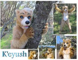 K'eyush by LilleahWest