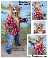 Classic Werewolf by LilleahWest