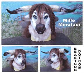 Mille Minotaur by LilleahWest