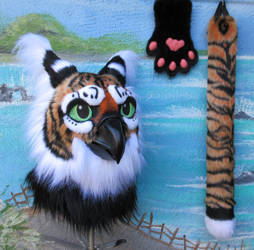 Tiger Griffin FOR SALE by LilleahWest