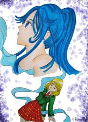 Daughters of Seiyruu by Kimiski