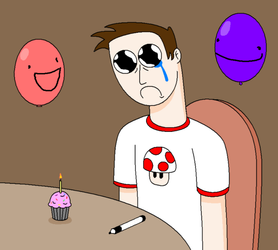 Happy Birthday To Me.... by YoshiMastar