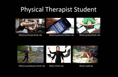 Physical therapist student by Calura