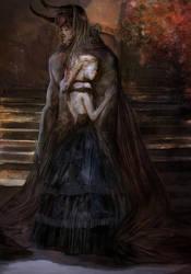 Beauty and the Beast by patryk-garrett