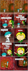 The Legend of Zelda - Ocarina of Whatever 053 by JimLad800