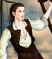 The Romantic Pirate version 2 by girl2004