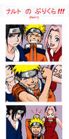Naruto Photobooth colored by girl2004